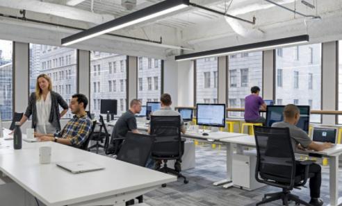 Aménagement des espaces de travail : nouvelle stratégie pour les entreprises