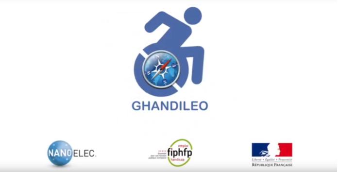 GHANDILEO, le guidage intérieur innovant