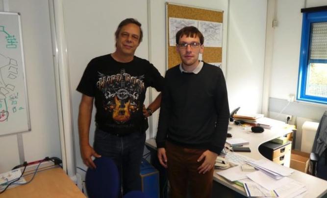 Un informaticien pas comme les autres au Data Center de Lille